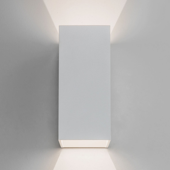 Oslo 160 LED in Textured White