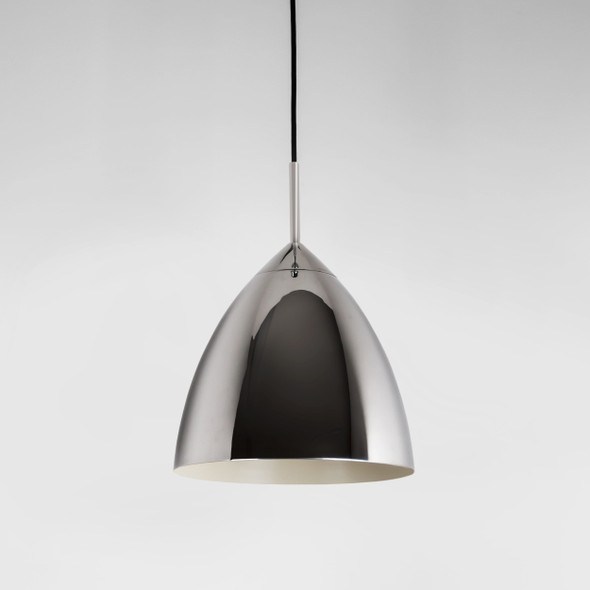 Joel Pendant 270 in Polished Chrome