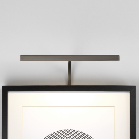 Mondrian 300 Frame Mounted LED in Bronze