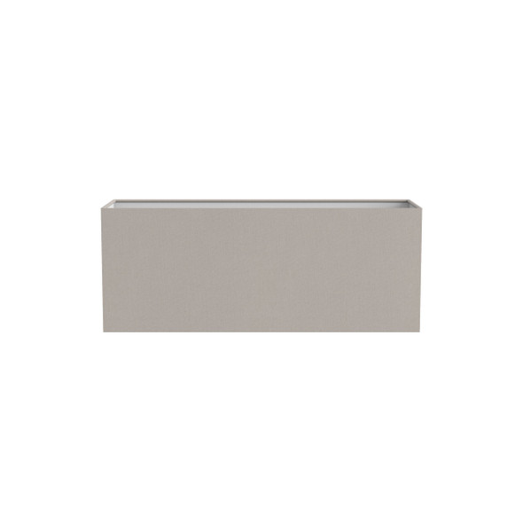 Park Lane Twin Shade in Putty