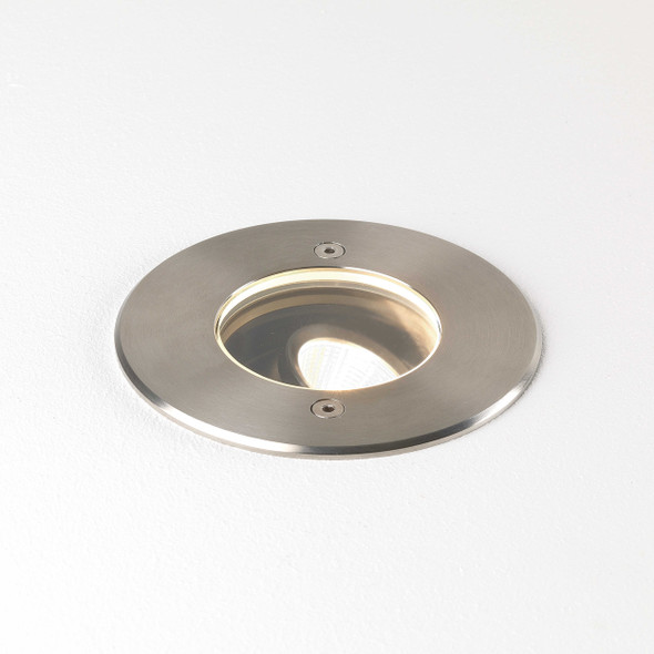 Cromarty 100 LED in Brushed Stainless Steel
