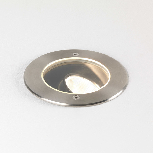 Cromarty 120 LED in Brushed Stainless Steel