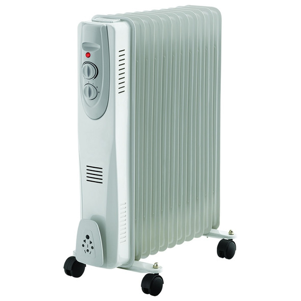 Oil Filled Radiator Heater with Temperature Control