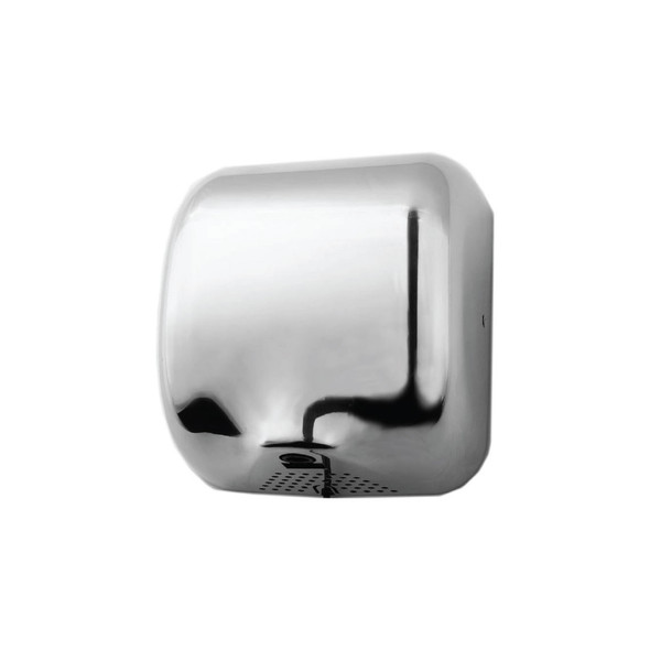 ECO Friendly JET Brushed Stainless Steel Fast Hand Dryer 1800W