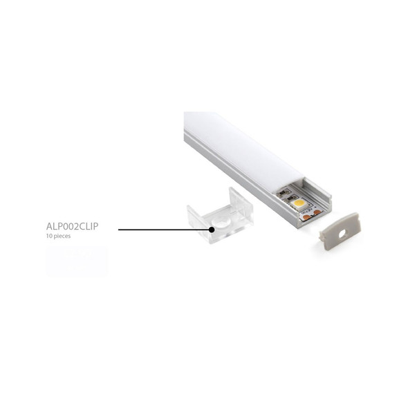 Mounting Clip for Surface Profile AL002 (Standard LED)