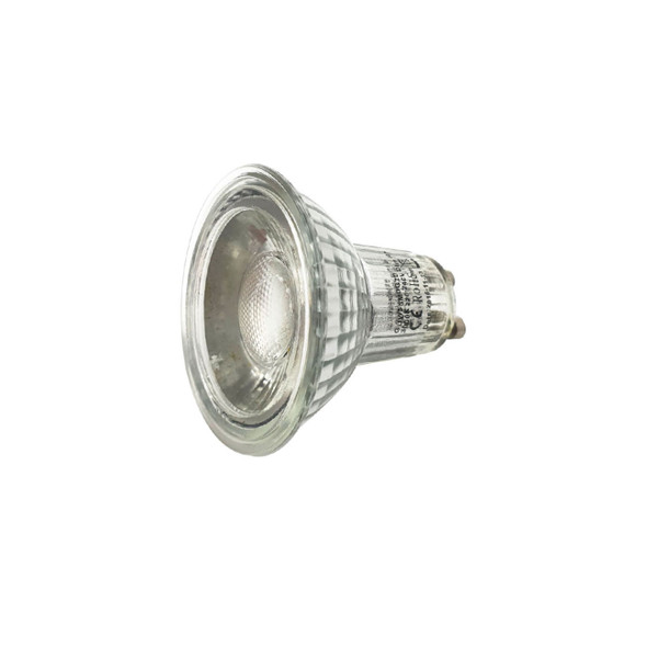 GU10 LED Dimmable Bulb in Warm White 3000K 5.4W