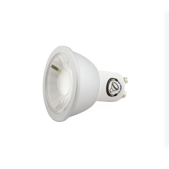5 Watt GU10 Non Dimmable LED Bulb in Cool White 6000K 480lm