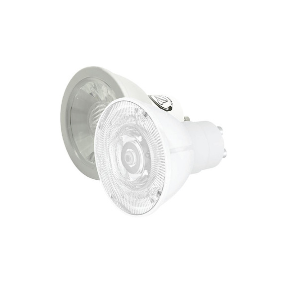 6 Watt GU10 Non Dimmable LED Bulb in Warm White 2700K 600lm