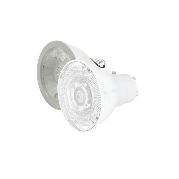 6 Watt GU10 Non Dimmable LED Bulb Cool White 6000K 620lm