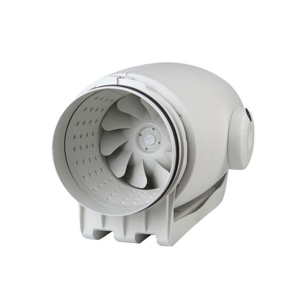 Ultra quiet In-Line Mixed Flow Duct Fan