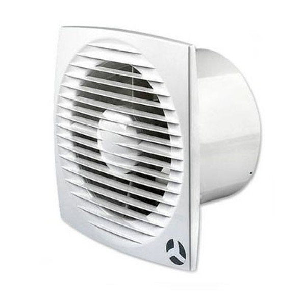 Eco-Air Range Low Energy Axial Fan For Wall/ Ceiling Mounting with Pir Sensor and Over-run Timer