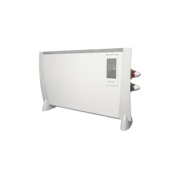 Turbo Fan Convector Electric Heater in White