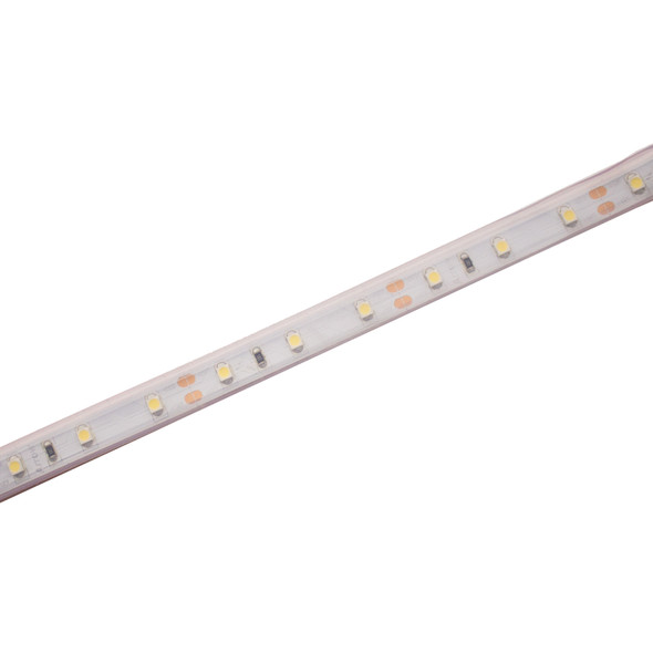 12v 5m LED Strip Lighting IP65 Rated Silicone Tube 300 SMD3528 LED's in Cool White 6000K