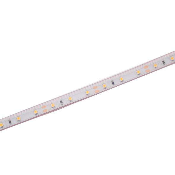 12v 5m LED Strip Lighting IP65 Rated Silicone Tube SMD3528 Warm White 300 LEDs 3000K