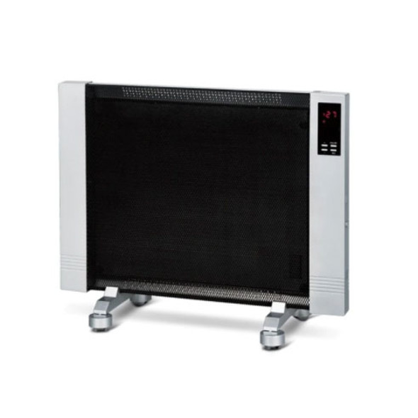 PH-20L Mica 2000w Electric Heater with LED Display & Remote