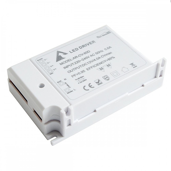 12v LED Dimmable Driver Transformer 60w