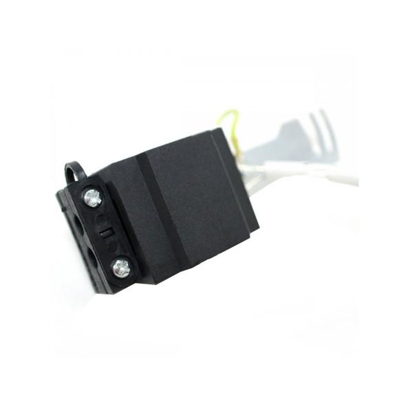 GU10 Lampholder Mains 240v with Stirrup