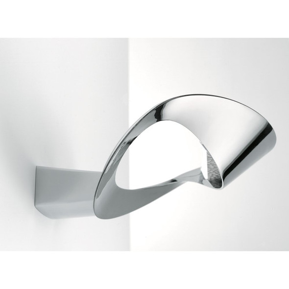 Mesmeri Halo Wall Light in Chrome