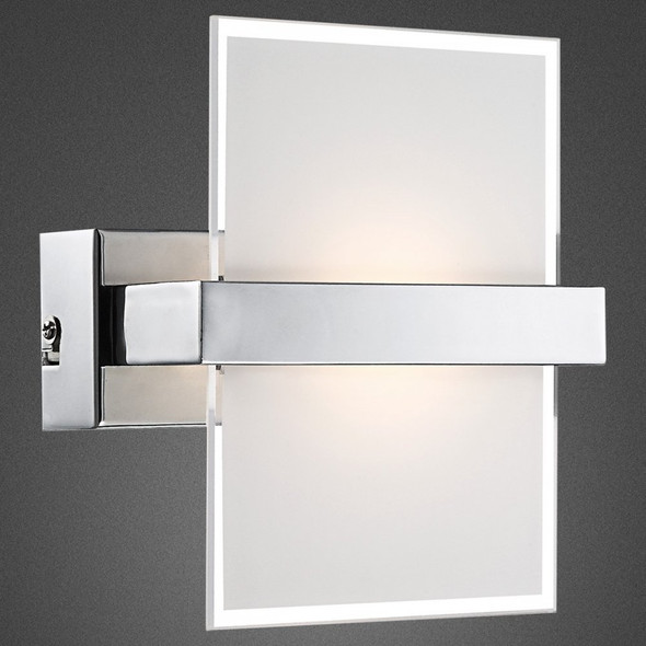 41529 Debby 5w LED Wall Light in Polished Chrome