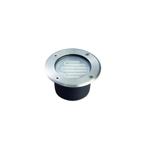 Gea 55-9184-Y4-37 Outdoor Recessed Uplight in Polished Steel IP67
