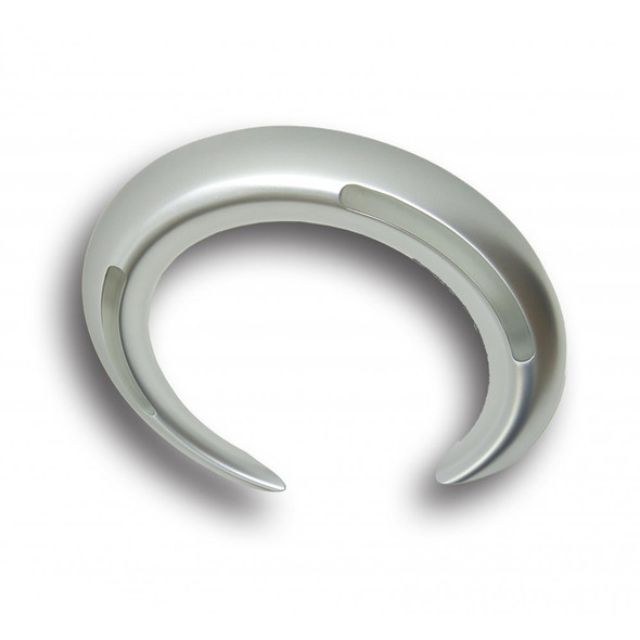 05-0574-AH-B8 Oxygen Wall Light in Silver