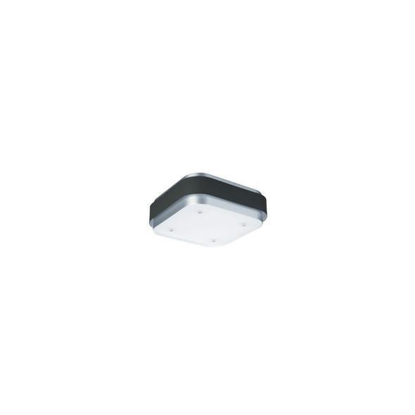 30208/93/13 Eseo Celeste Flush Ceiling Light in Anthracite 2x E27 23w