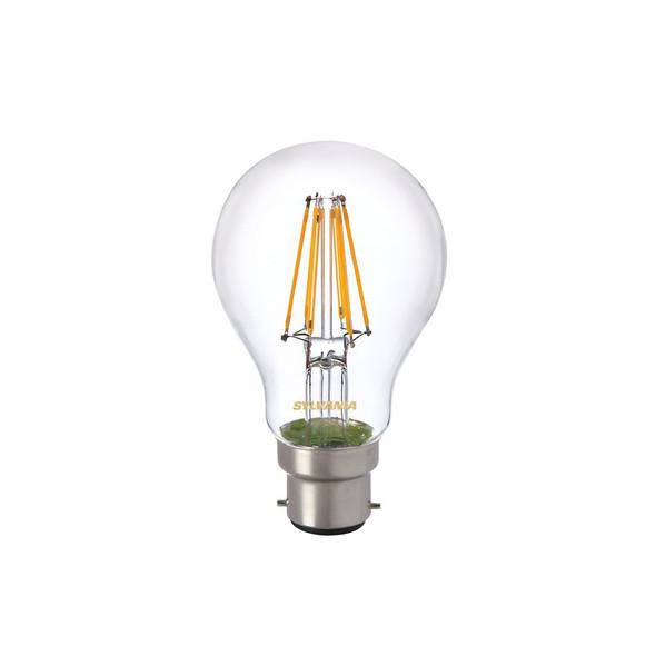 ToLEDo 7 Watt LED Dimmable BC Retro Bulb Warm White 2700K