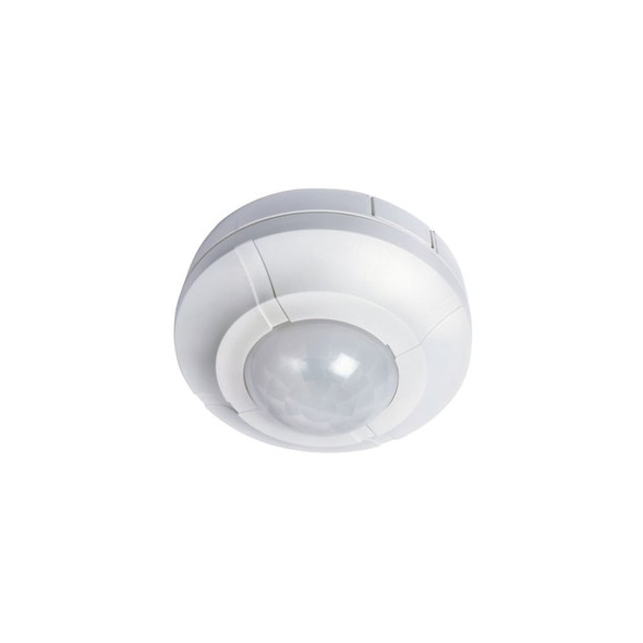 SLW360L 360 Degree Surface Mounted Ceiling PIR presence Detector in White