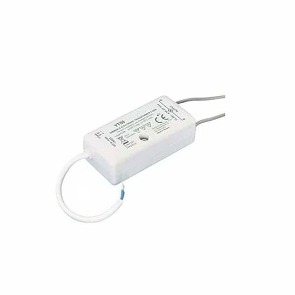 YT50LZ 12v Dimmable Low Voltage Electronic Transformer 0-50W