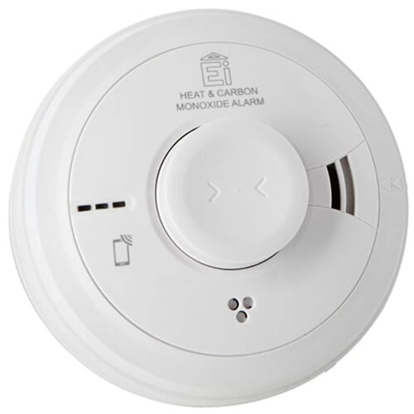 Multi-Sensor Heat & CO Alarm 3000 Series