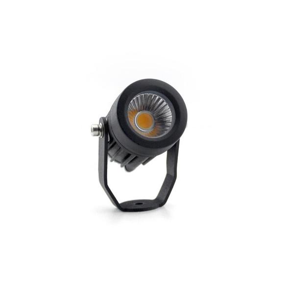 Contemporary Black Garden Spike Light