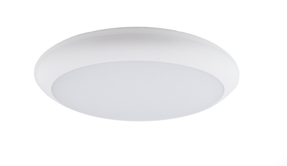 LED Dimmable Bulkhead IP65 25W Wall & Ceiling Light 4000K