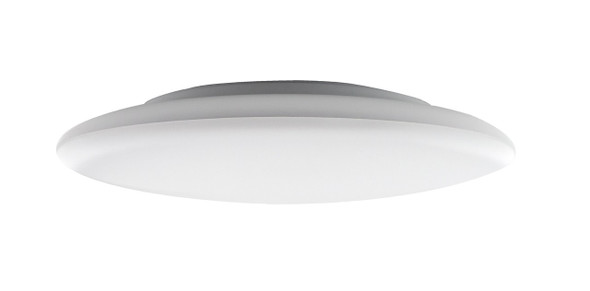 Dimmable Slim Bulkhead 25W LED Ceiling Light IP40 4000k