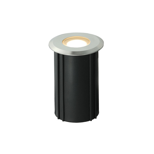 LED Inground Light in Stainless Steel 316L 3000K Dia: 63mm