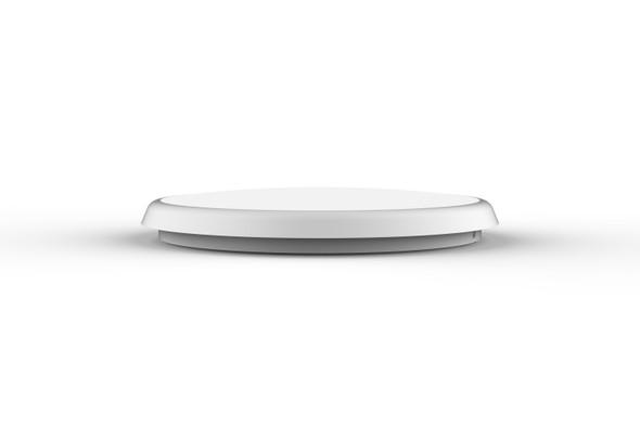 Dimmable LED Slim Bulkhead IP40 Wall & Ceiling Light 3000K +Emergency