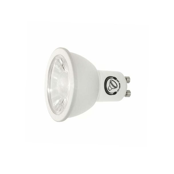 6.5 Watt LED GU10 Dimmable LED Bulb 2700 Warm White