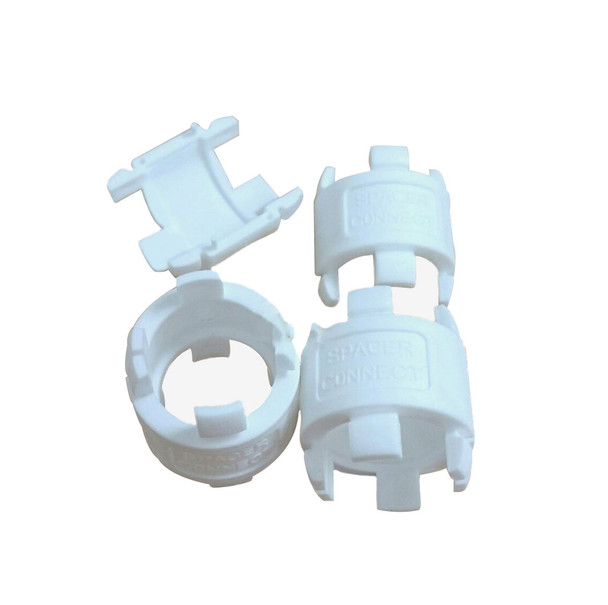 SC115 15mm Spacer Connector for connecting electrical back boxes 10 Pack