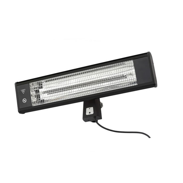 Wall Infrared Patio Heater IP44 1800W