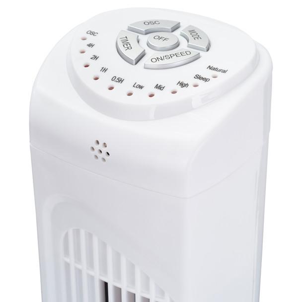 """Portable Tower Fan 29"""""""