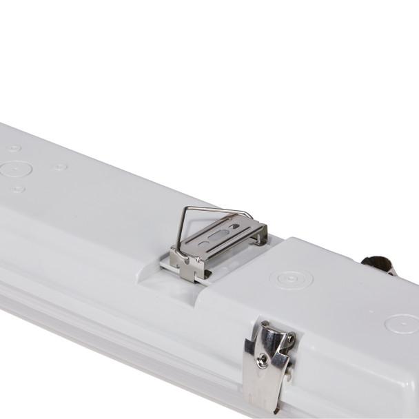 Non Corrosive LED Batten Fixture 5T 58W 4000K IP65