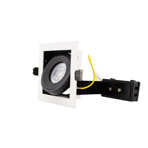 Luminous GU10 Rotatable Ring Downlight Class II