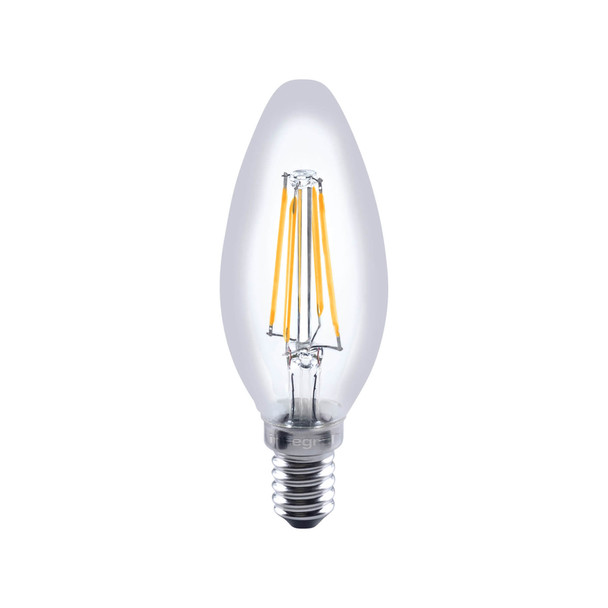 Integral LED 4.5 Watt LED Dimmable Candle Bulb SES 2700K Warm White