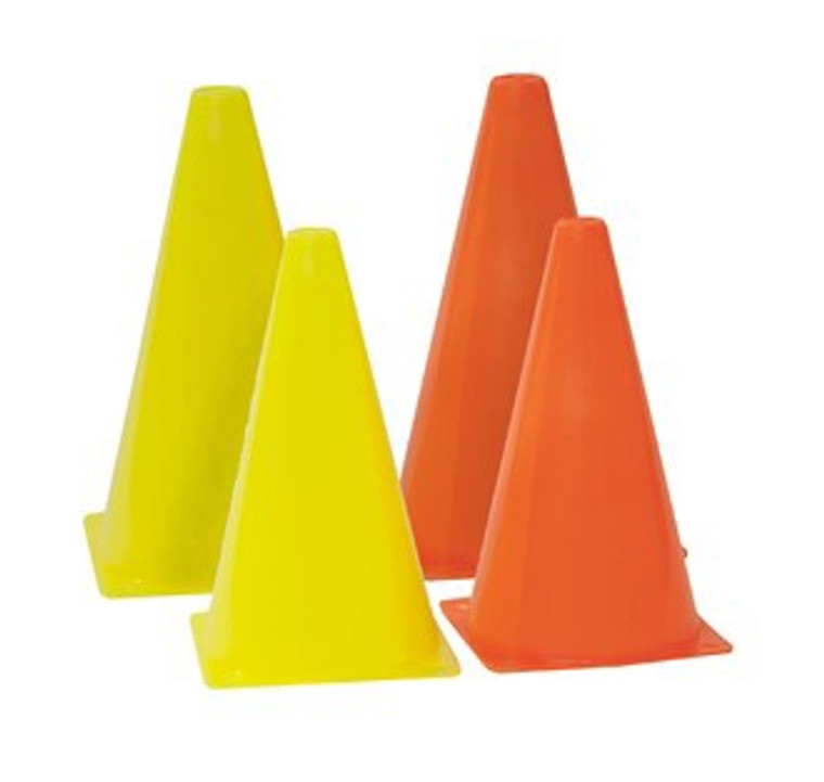 "Ace Sport 9"" Marker Cone - Yellow"