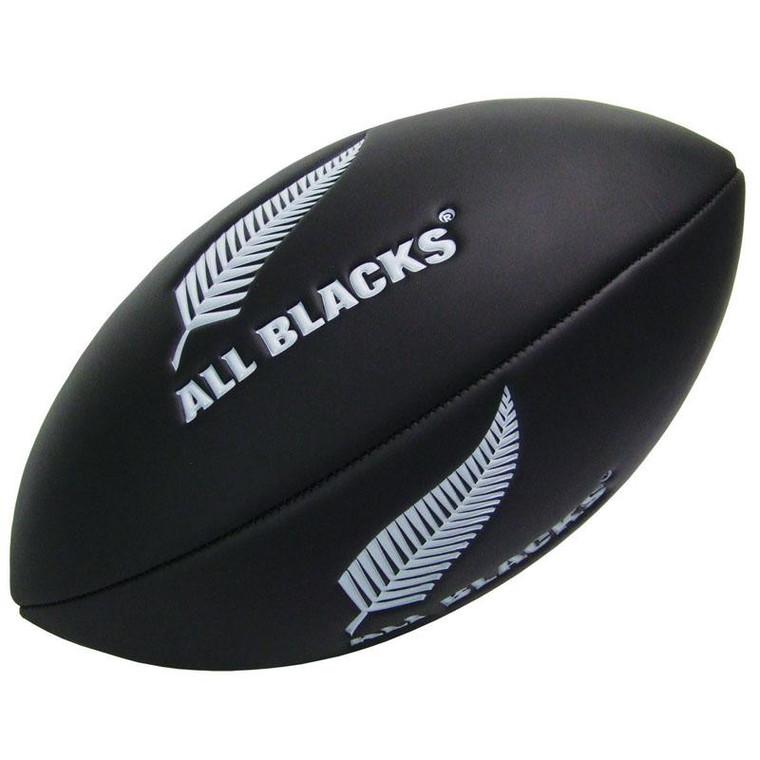 Gilbert All Black Softee Ball
