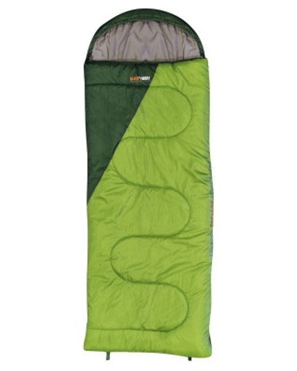 Black Wolf Soltice Jumbo 200 Sleeping Bag Green/Forest