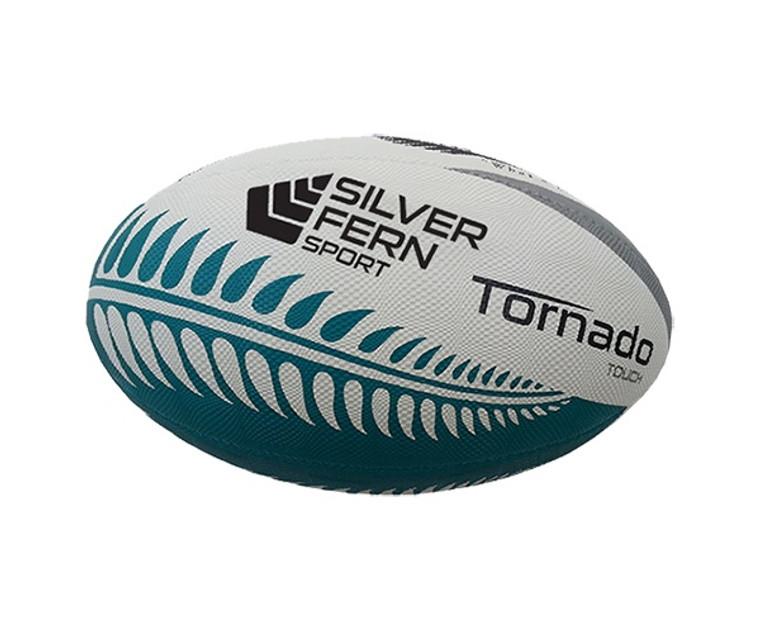 Silver Fern Tornado Touch Match Ball