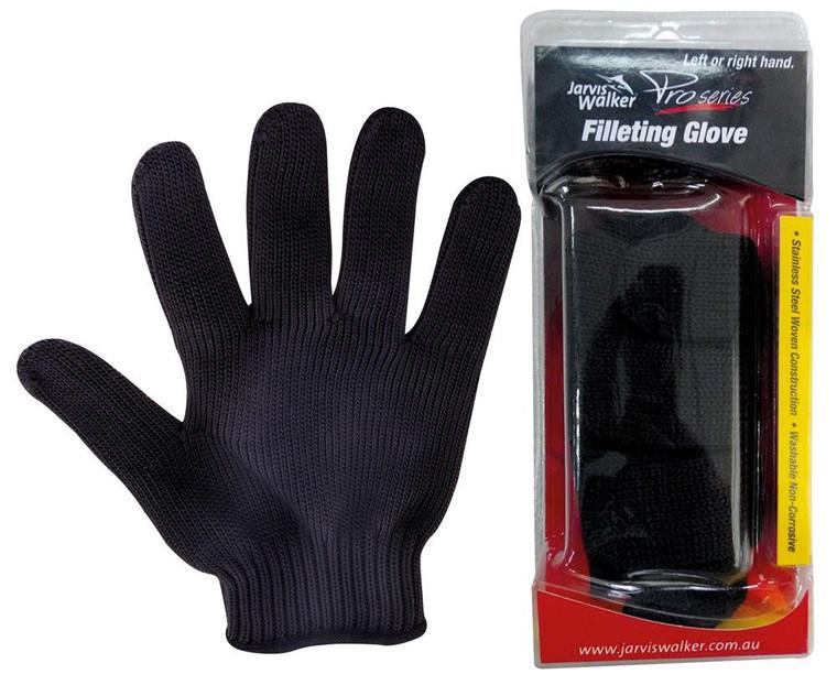 Jarvis Walker Pro Series Fillet Glove Black