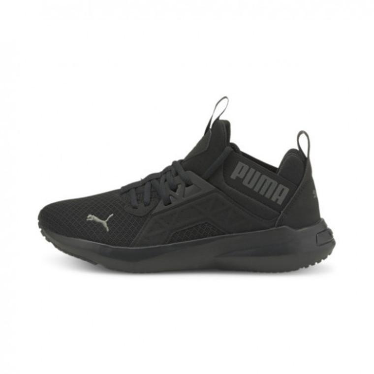 Puma Youth Softride Enzo NXT Running Shoes Black/Castlerock