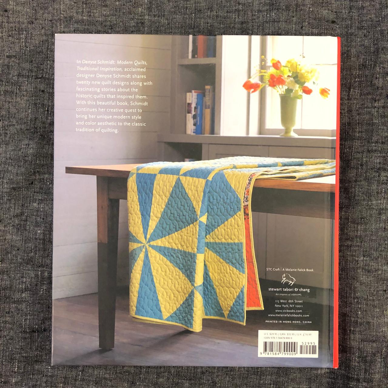 Denyse Schmidt Modern Quilts Nelson Stitch Lab