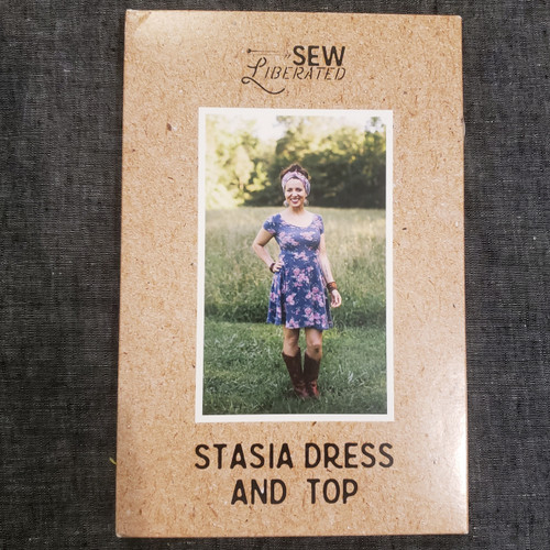 Stacia Dress and Top - Sew Liberated